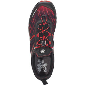 Mammut Sertig Low Shoes Herrer, black-magma